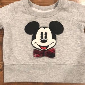 Gap Mickey Sweatshirt